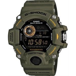 Casio G-Shock GW-9400-3ER Armbanduhr grü