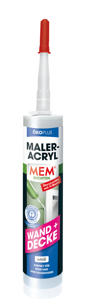 Acrilico imbianchini écopl, bianco, 300 ml