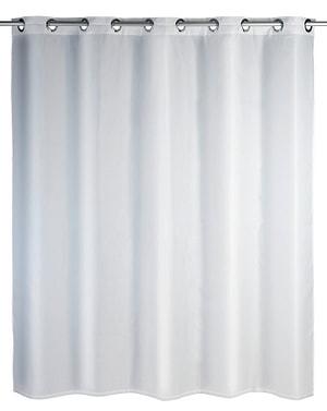 Rideau de douche Comfort Flex blanc