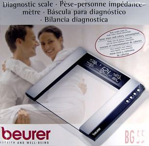 GLAS-DIAGNOSEWAAGE BG55