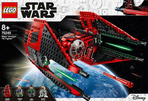 LEGO Star Wars 75240 TIE Fighter™ de Majo