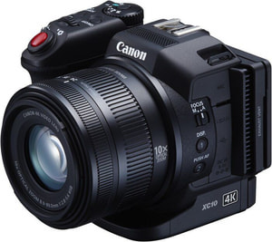 "Camcorder XC10 4K 1"" CMOS, 12 MP,"