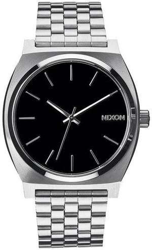Time Teller Black 37 mm