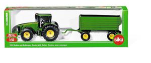 Tracteur et remorque 1:50