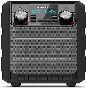 ION TAILGATER GO portabler Lautsprecher