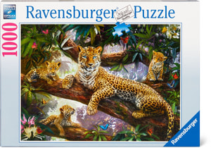 RVB Puzzle Maman léopard