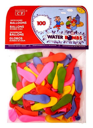 Wasserballone 100 Stück