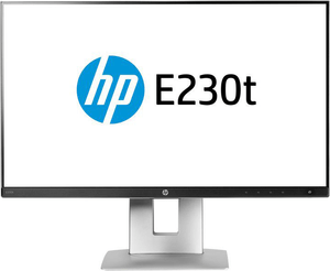 Elite E230t W2Z50AA Touchscreen Moniteur