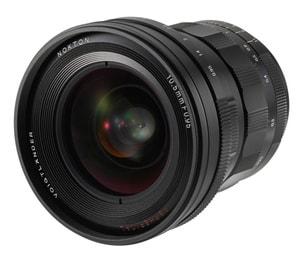 Nokton 10.5mm / 0.95 MFT Objektiv