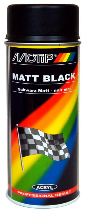 Peinture rallye noir 150 ml