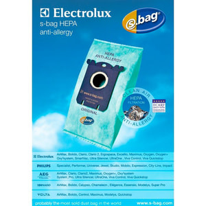 s-bag E206B HEPA anti-allergy