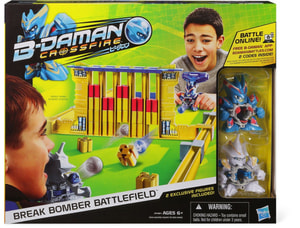 B-DAMAN BREAK BOMBER BATTLE SET