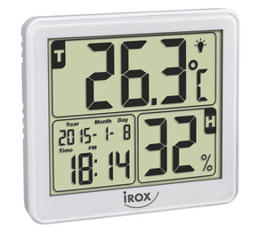 Thermo-/Hygrometer DTW-16W
