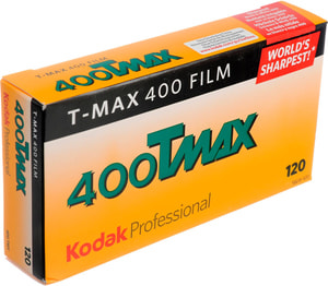 T-MAX 400 TMY 120 5-Pack