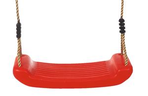 Balonçoire rouge