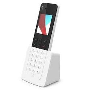 HD-Phone Swisscom Davos Weiss