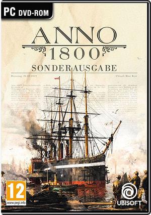 PC - Anno 1800 Sonderausgabe D