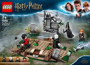 LEGO H. Potter 75965 L'ascesa di Voldemor