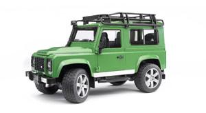 Bruder Spielwaren Land Rover Defender