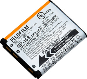 NP-45S - Batteries