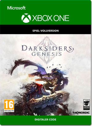 Xbox One - Darksiders Genesis