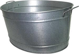 Vaschetta ovale con maniglie
