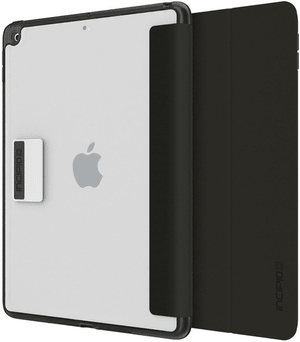 "Octane Pure Folio Case for Apple iPad 9.7"" clear/black"