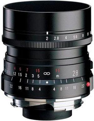 Voigtländer Ultron 28mm / 2.0 Objektiv