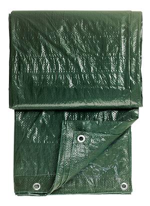 Bâche en tissu avec œillets 4x6m