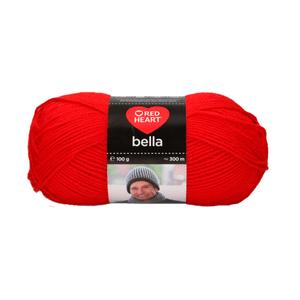 Laine Bella rouge