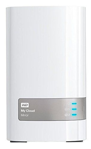 My Cloud Mirror Gen 2 4 TB