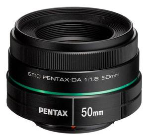 smc DA 50mm / f 1.8