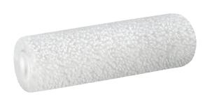 2 Rulli 10cm Ø17 Microfib 8mm Bianco