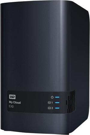7-WD My Cloud EX2 6TB