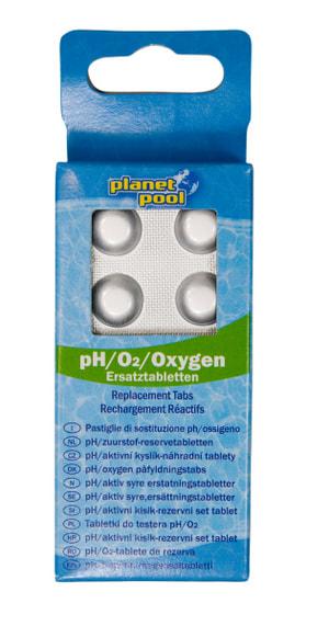 pH-Sauerstoff-Ersatztabletten