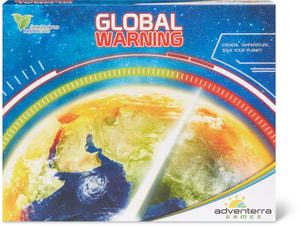 Adventerra Global Warning 144 Cards