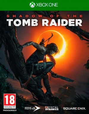 Xbox One - Shadow of the Tomb Raider (D)