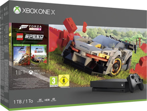 Xbox One X 1TB Forza Horizon 4 & LEGO Speed Champions