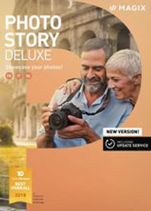 MAGIX Photostory deluxe 2019 [PC] (F/I)