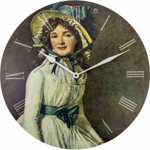 Horloge murale Portrait de Mme Serizy D