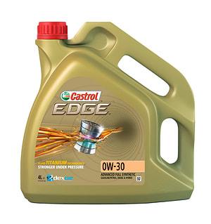 Olio motore Edge 0W-30 4L