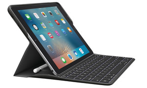 Create Backlit Keyboard Case with Smart Connector per iPad Pro 9.7""