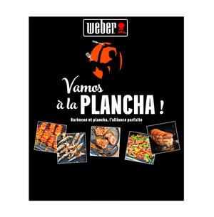 """Livre de cuisine """"PLANCHA"""""""