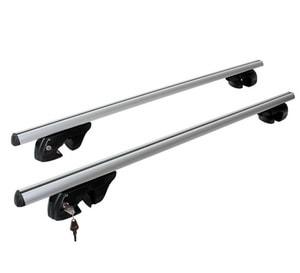 Portabagagli alluminio TopLine L 120 cm