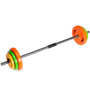 Aerobic Pump Hantelset 20 kg komplett