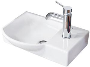 Becken Gäste WC link