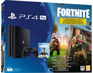 PlayStation4 1TB Pro Fortnite Bundle
