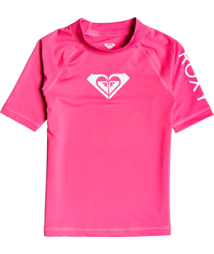 Whole Hearted - Kurzärmliger Rashguard mit UPF 50