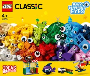 LEGO Classic 11003 La boîte de briq