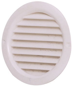 Grille ventilation synthétique